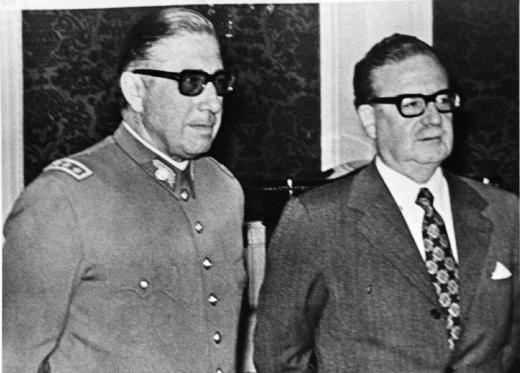 augusto-pinochet-and-salvador-allende
