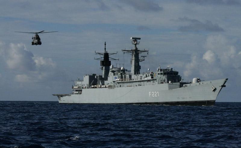fregata regele ferdinand naval