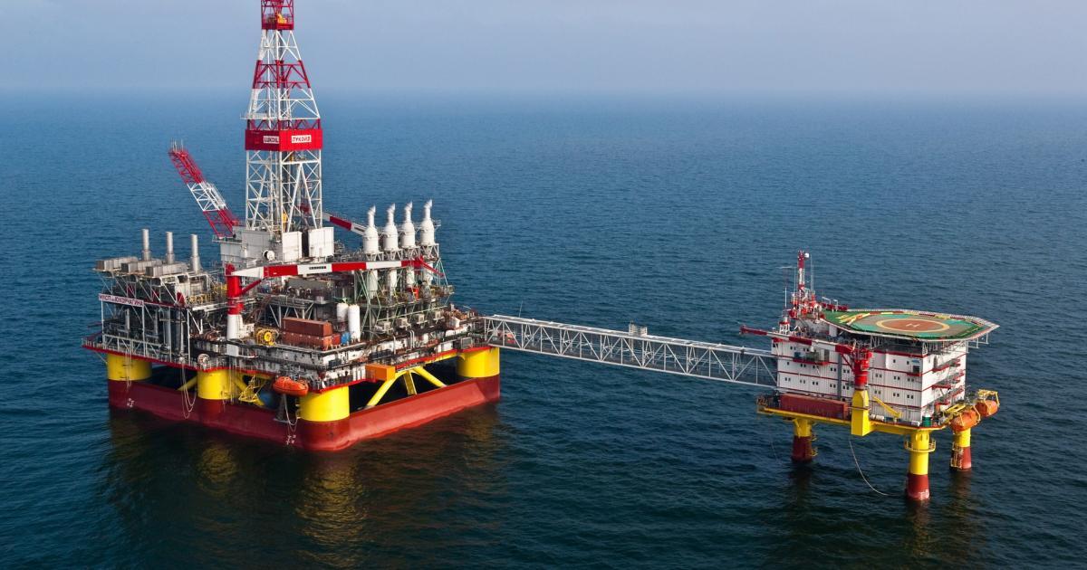 petrol marea neagra