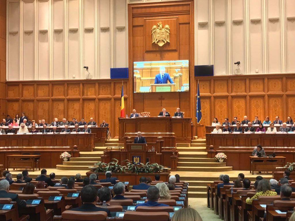 Dragnea Parlament