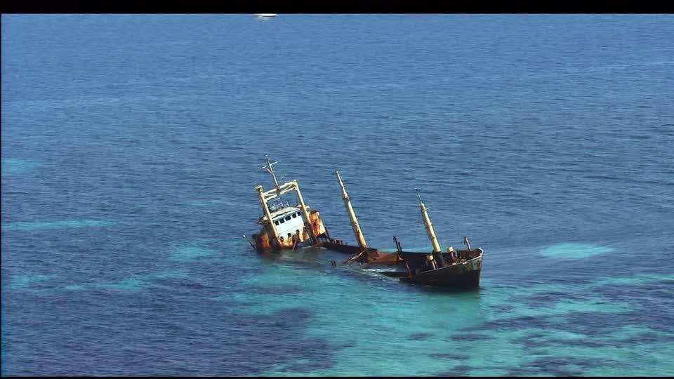 pericol pe mare anr