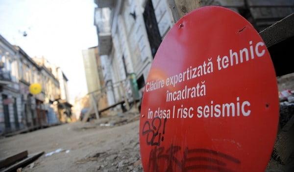 bulina rosie risc seismic