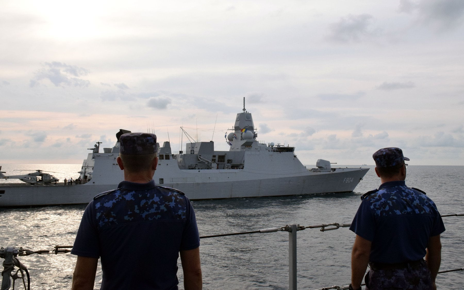 fortele navale 1