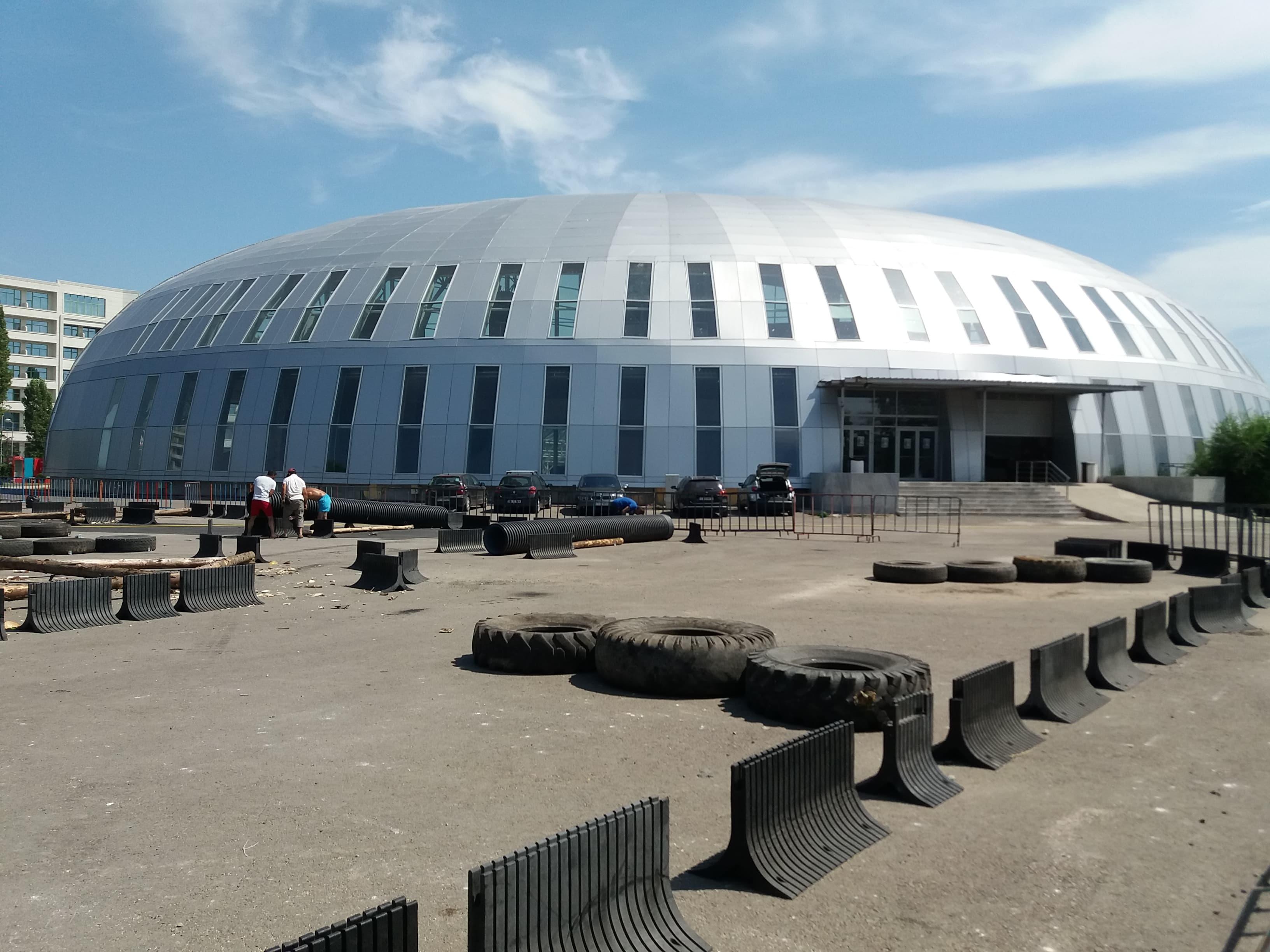 pavilionul expozitional 1