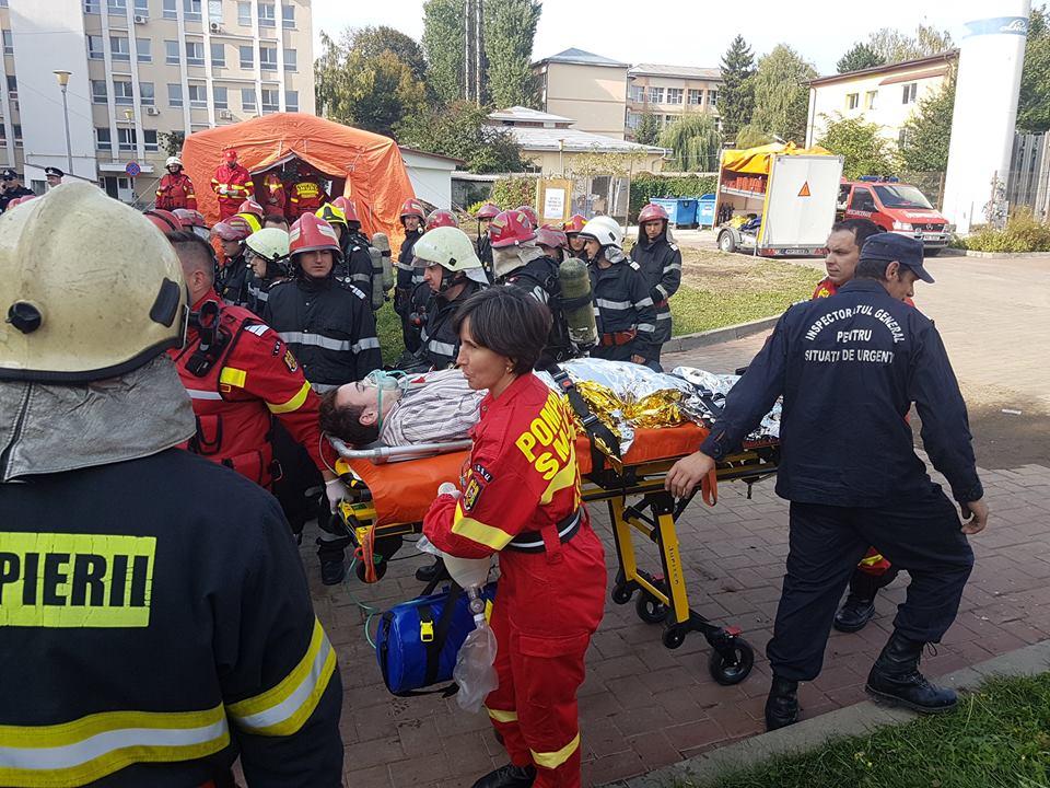 cutremur smurd spitale