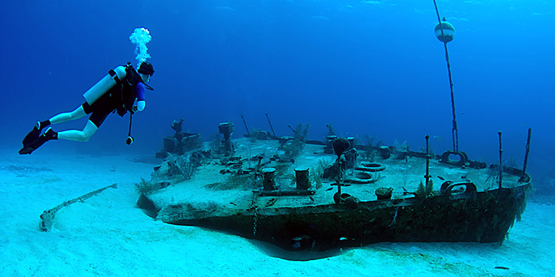 turism subacvatic