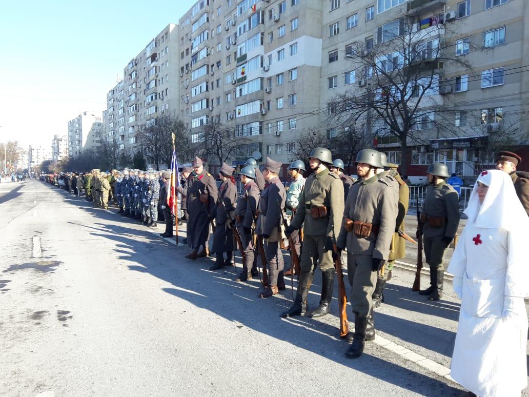 1 decembrie constanta parada militara 2