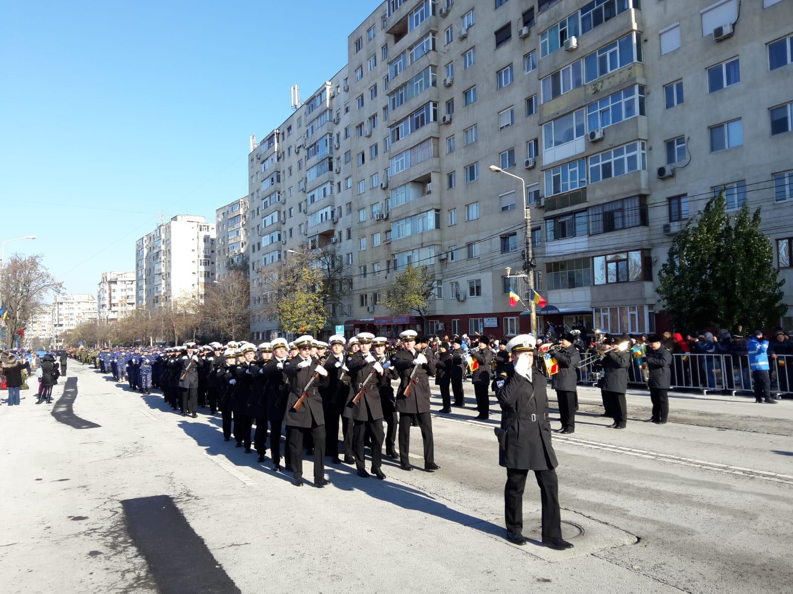 1 decembrie constanta parada militara 5