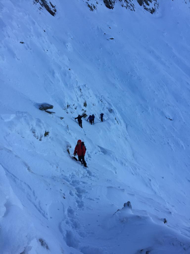 expeditie munte fagaras ziua nationala 3 1