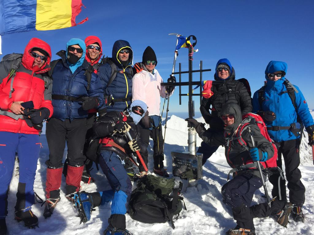 expeditie munte fagaras ziua nationala 6