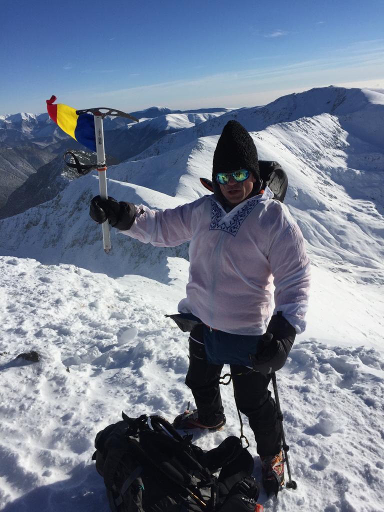 expeditie munte fagaras ziua nationala 7
