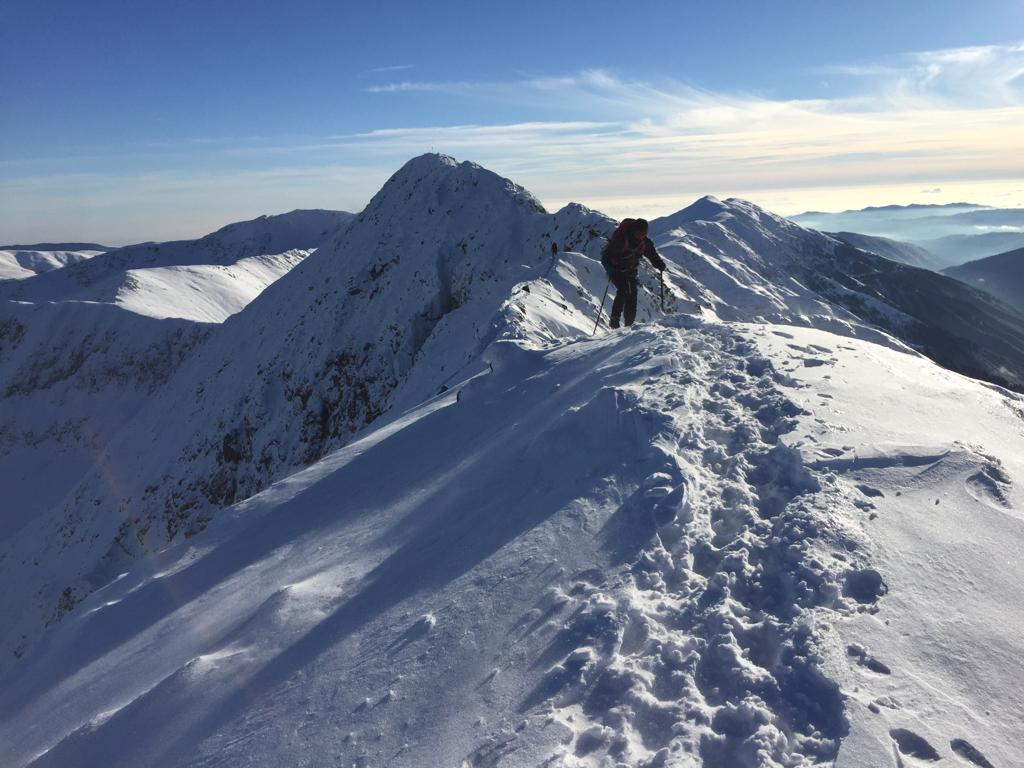 expeditie munte fagaras ziua nationala 9