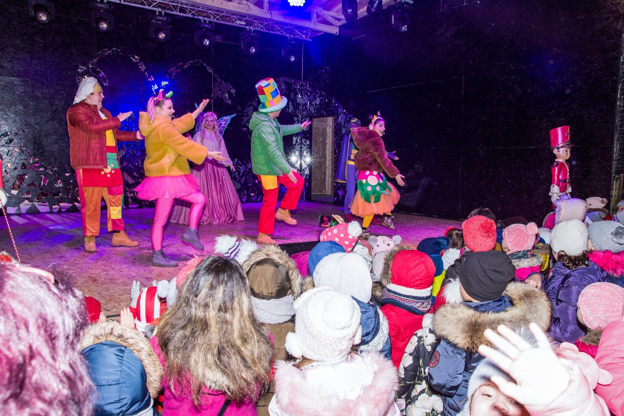 festivalul iernii craciun constanta