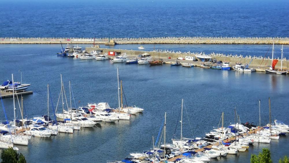 turism portul turistic constanta