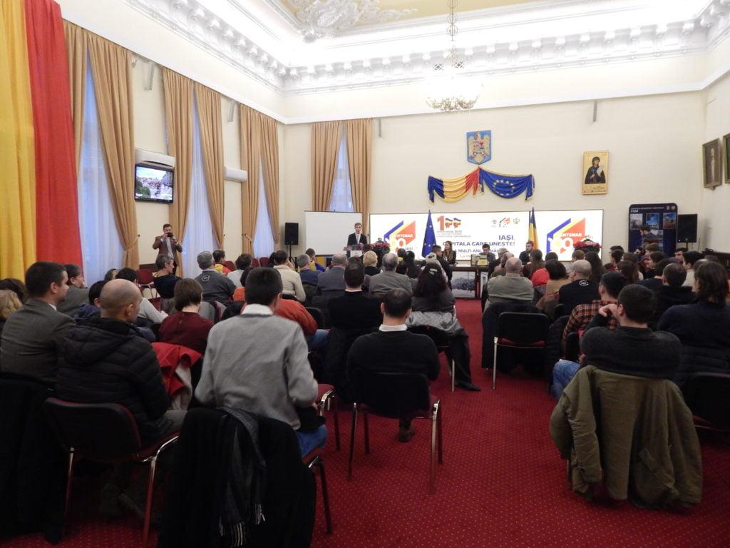 Adunarea Generala Actiunea 2012 a
