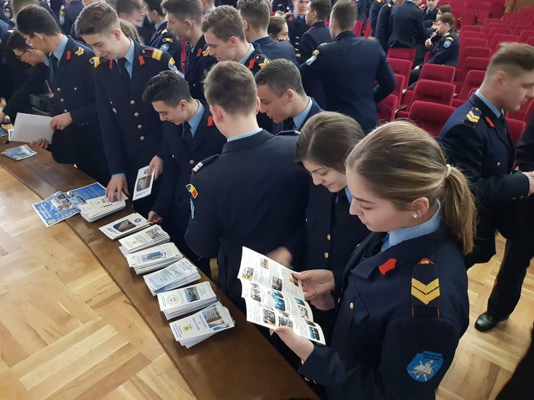 promovare fortele navale