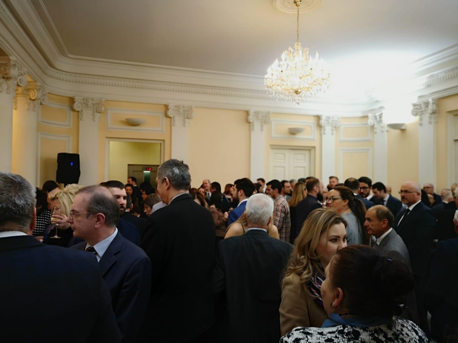 receptie ambasada greciei