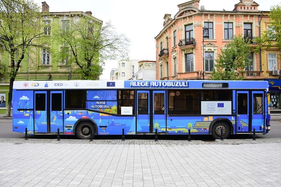 alege autobuzul constanta