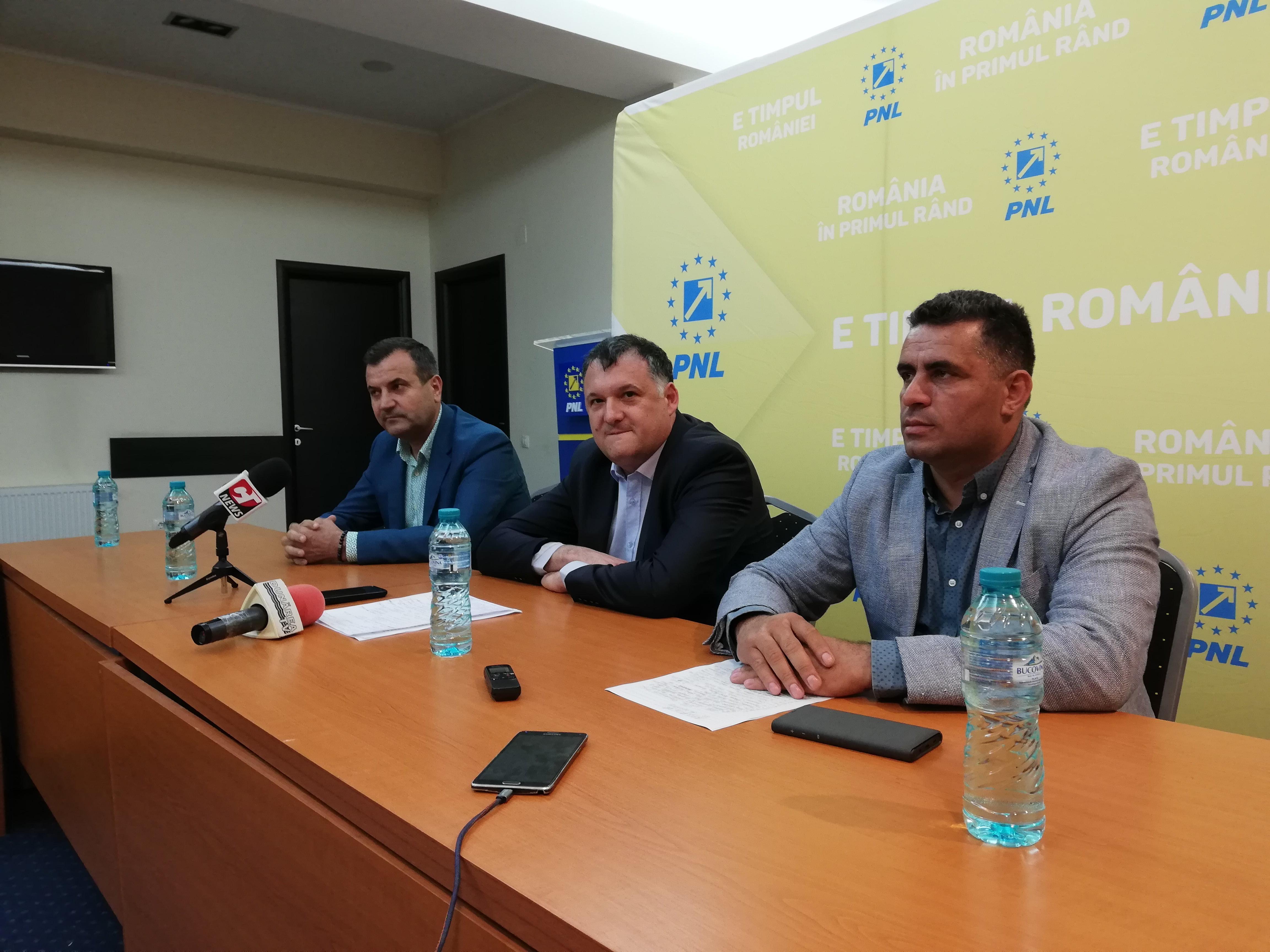 Vrabie Hutuca Delicoti PNL Constanta