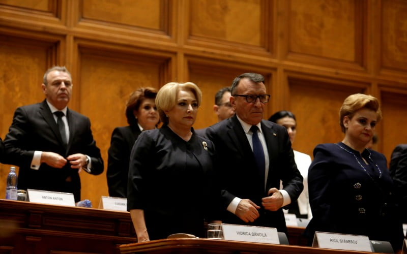 dancila stanescu parlament