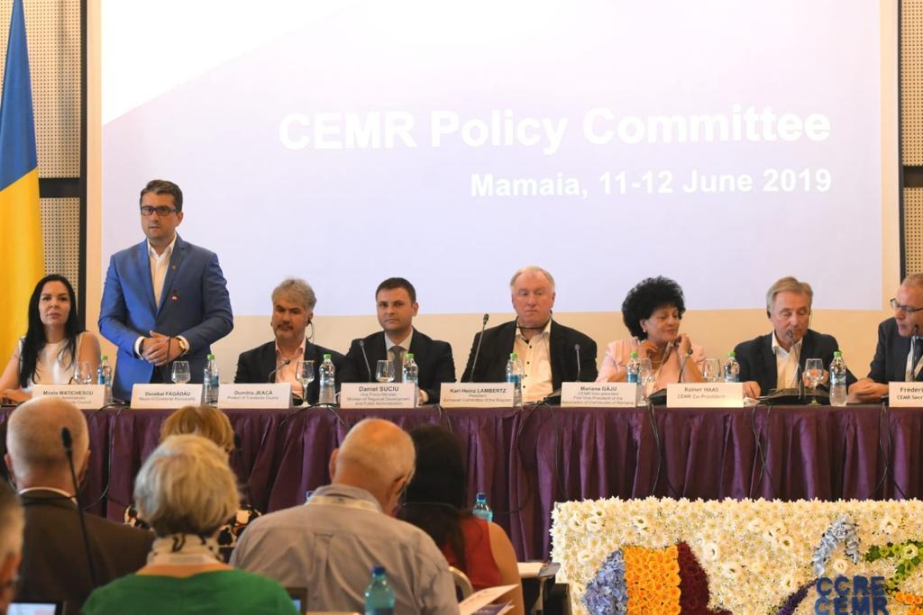 consiliul director CEMR 1