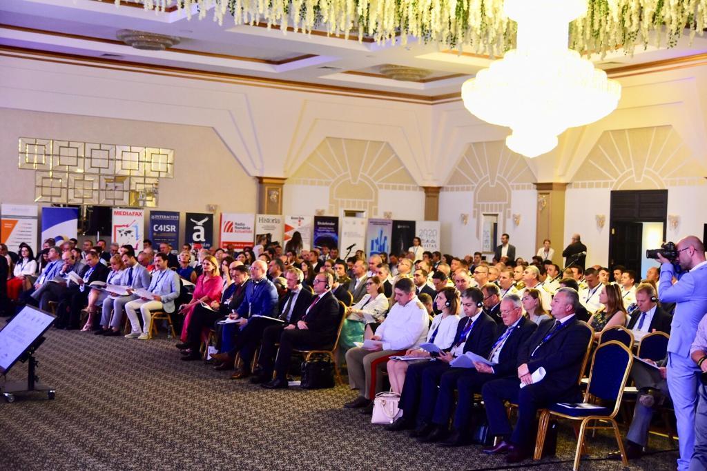 deschidere Black Sea and Balkans Security Forum 2019 7