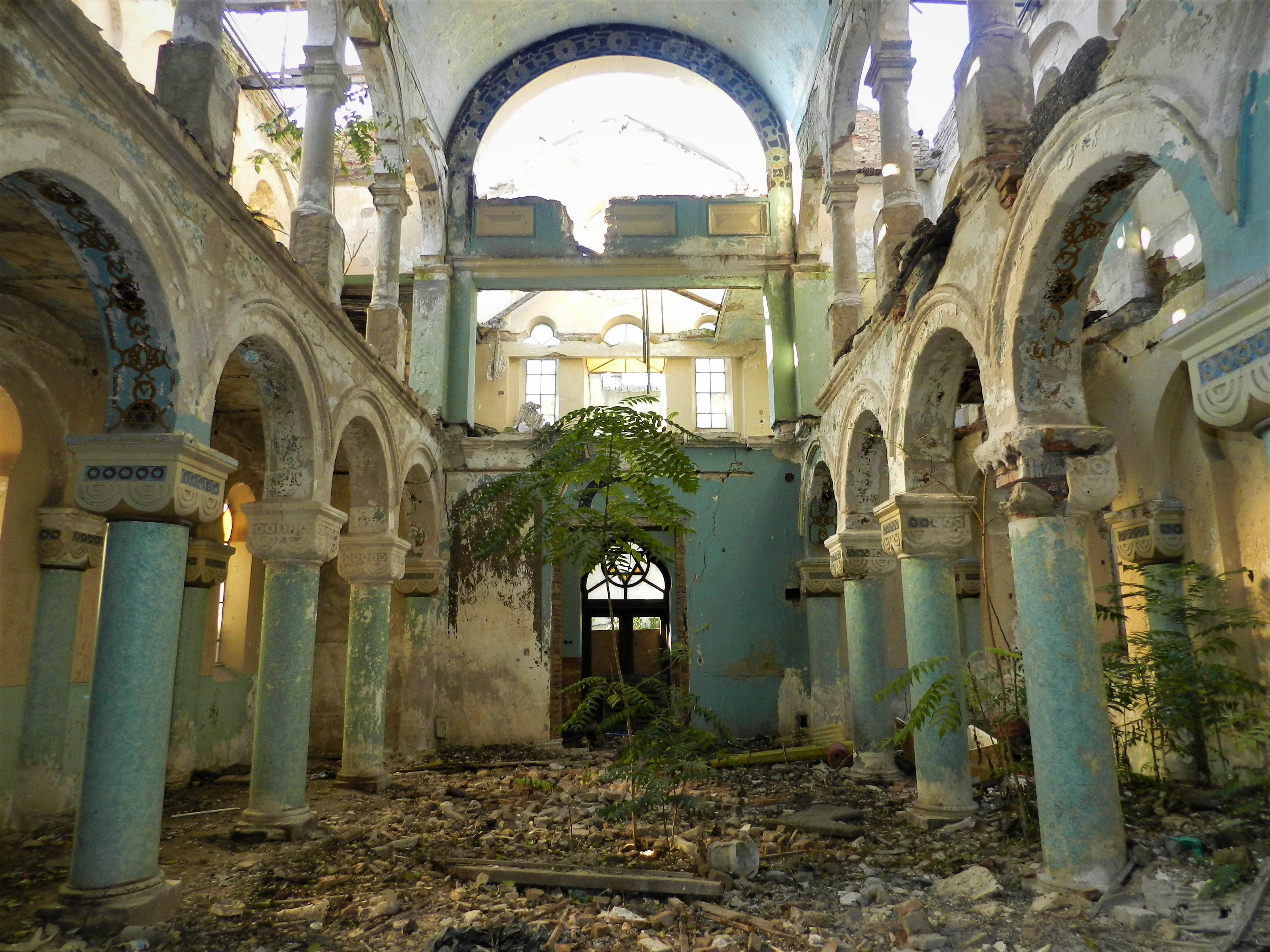 sinagoga constanta