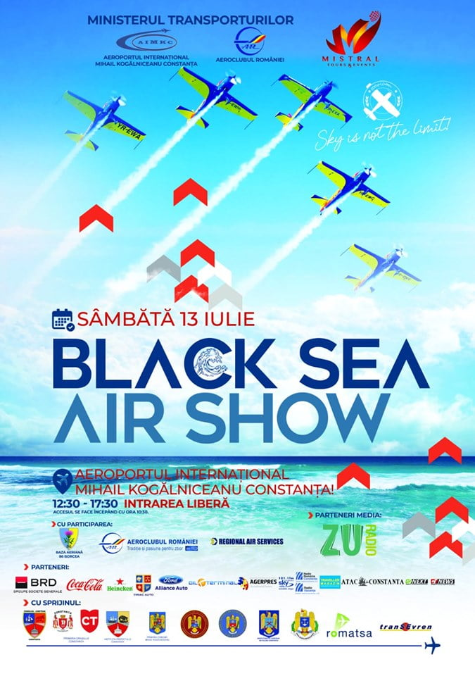 black sea air show