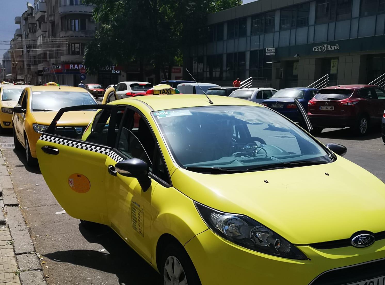 """DOCUMENTE Războiul dintre taximetriștii constănțeni și primarul Chițac ESCALADEAZĂ! """"O să BLOCĂM bulevardele!"""""""
