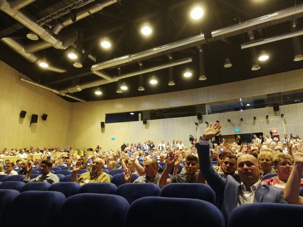 vot conferinta judeteana PSD
