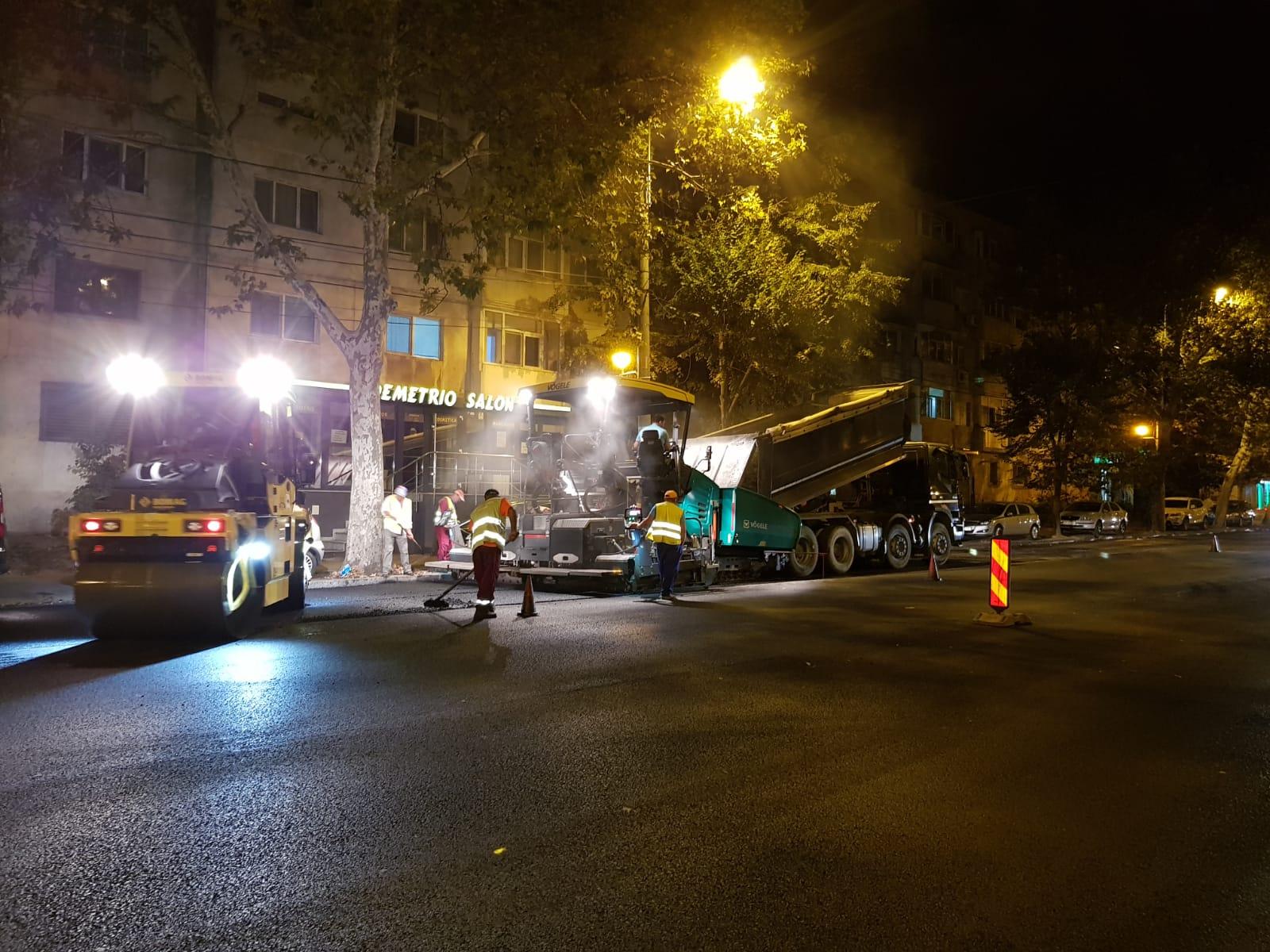 asfaltare strada Soveja 1