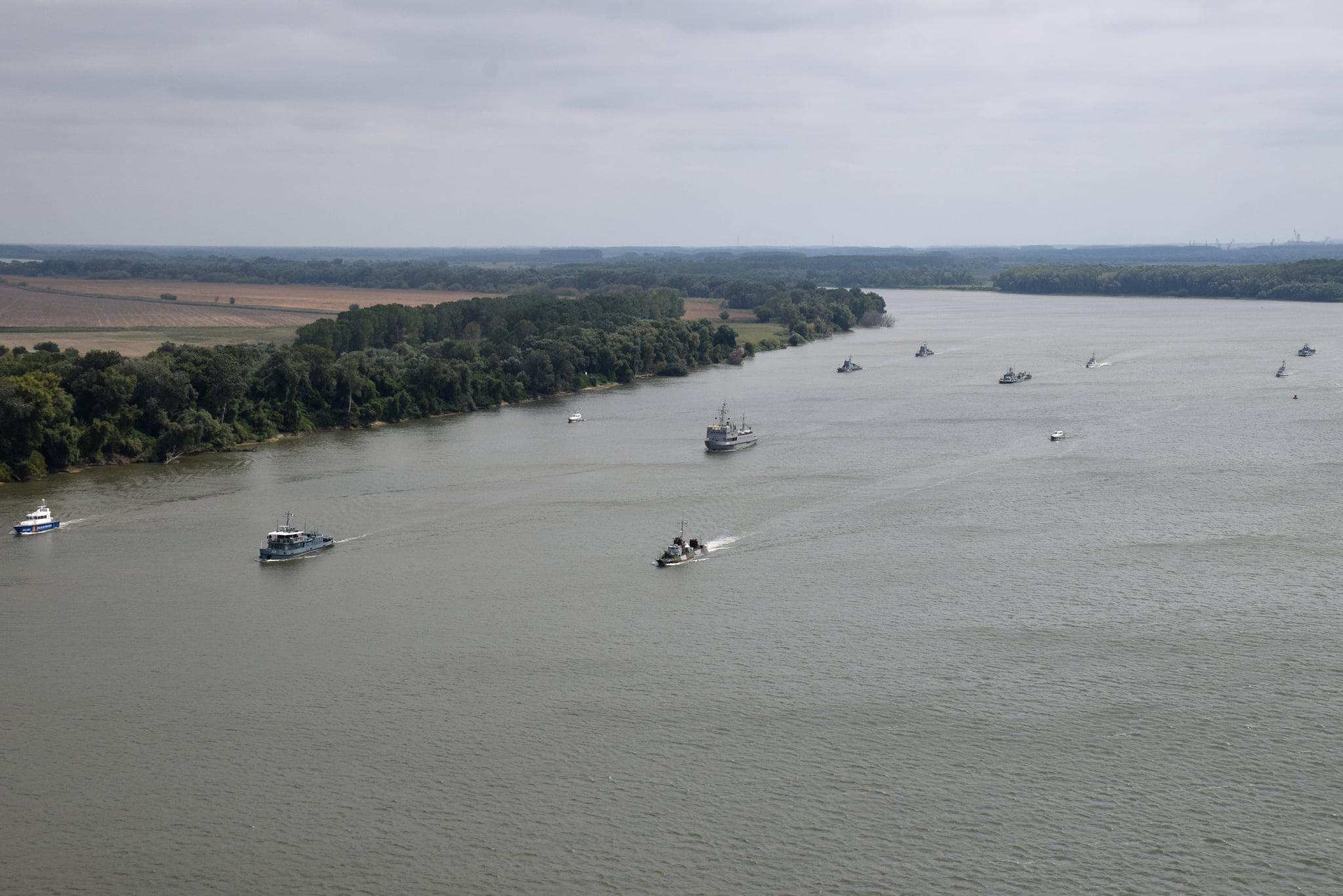 flota fluviala