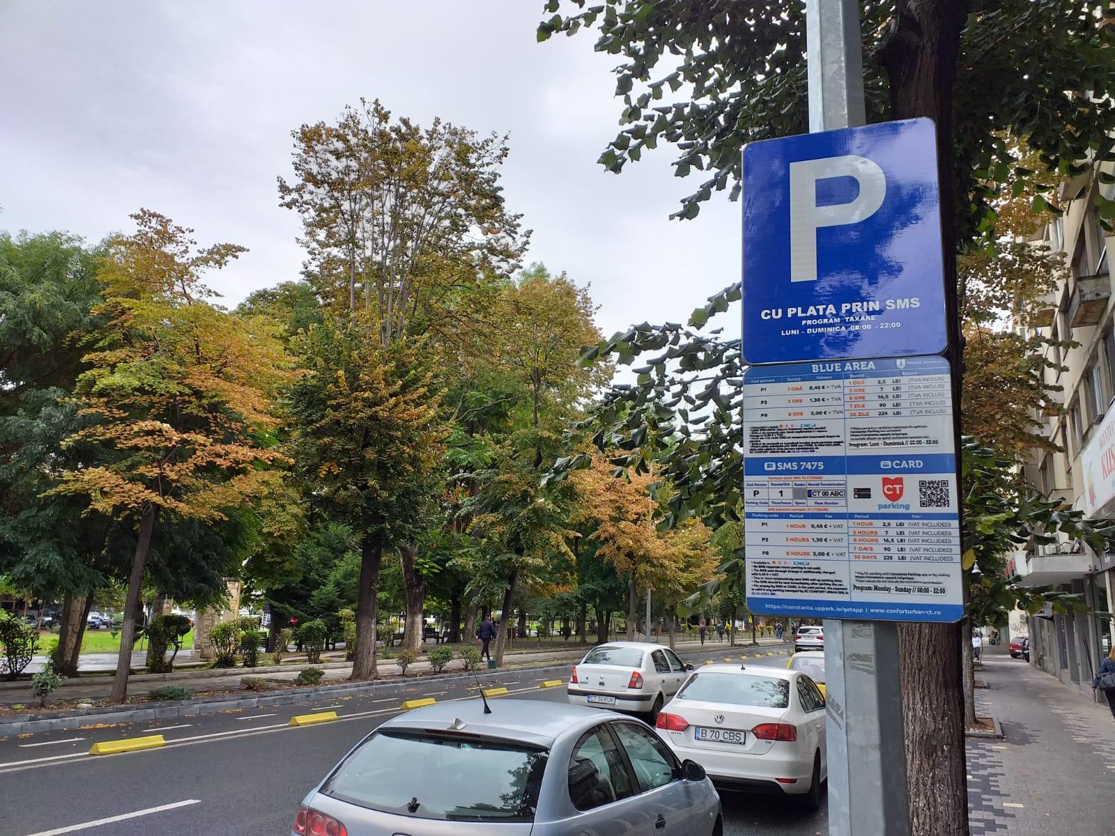 sms parcare