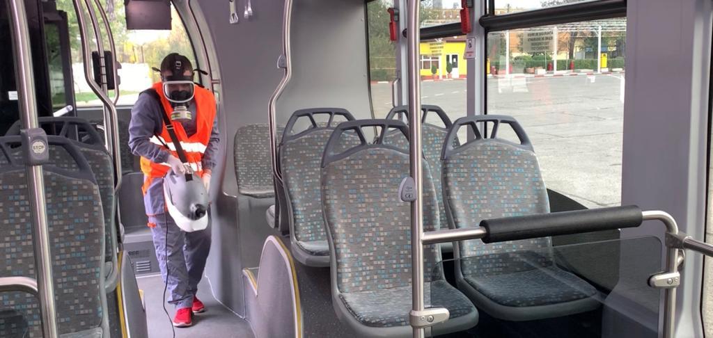 dezinfectie ratc ct bus