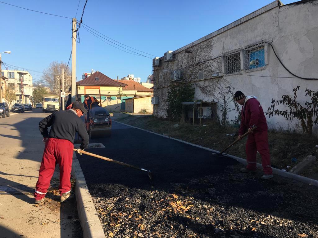 reabilitare trama stradala cartierul Faleza Nord 6