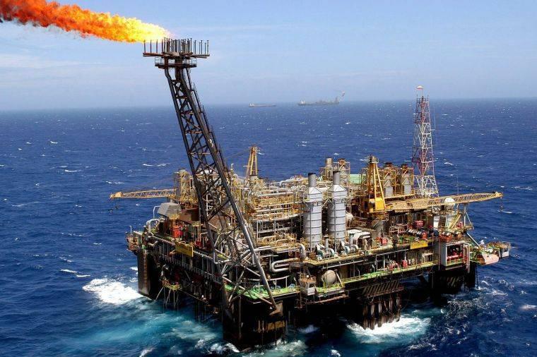 platforma gaze offshore marea neagra