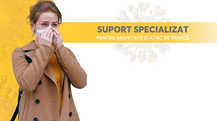 Helpline Anti Anxietate depreHUB