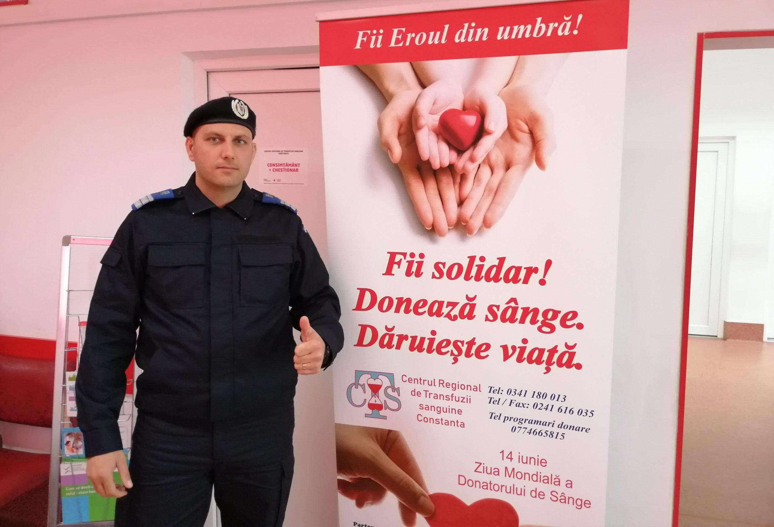 jandarm donare sange scaled