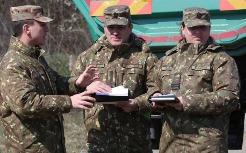 militari soldati armata mapn