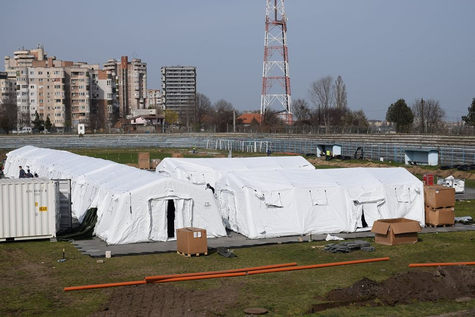 spital militar stadion portul