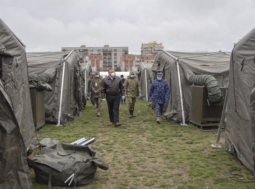 ciuca spital militar