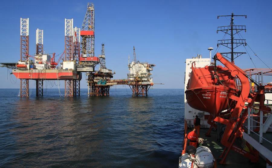 platforme offshore gsp