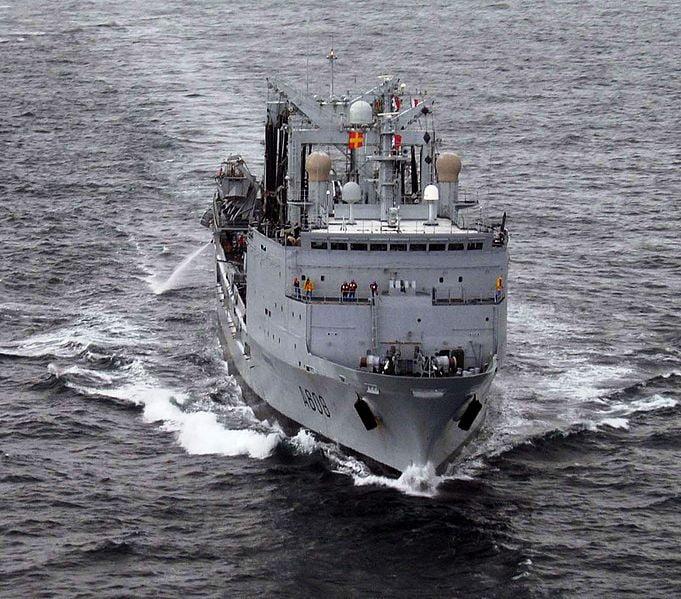 French Ship Var A 608