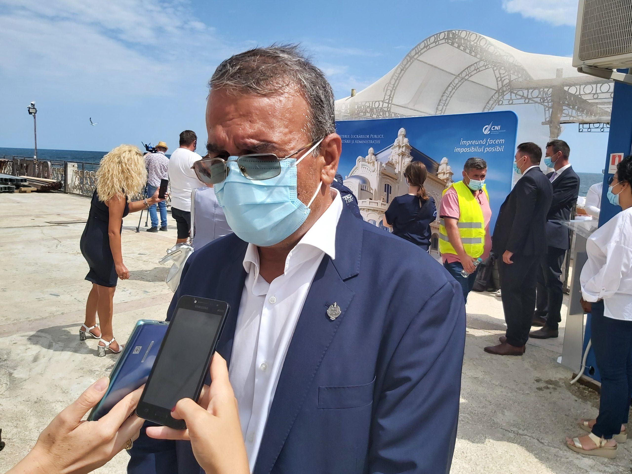 PREMIERĂ: Primarul Vergil Chițac, în ședință cu liberalii constănțeni