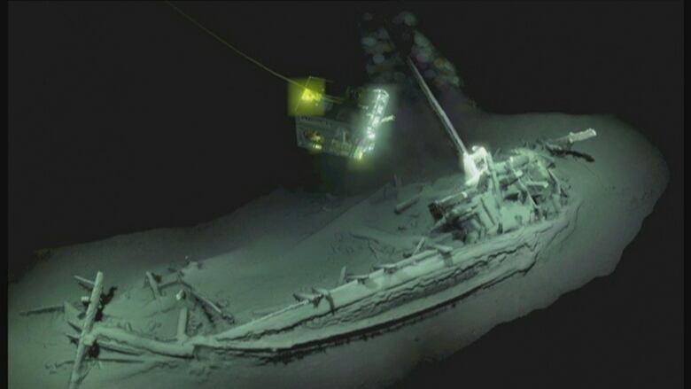 arheologie marina subacvatica