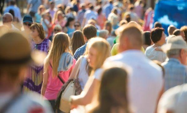 populatie strada