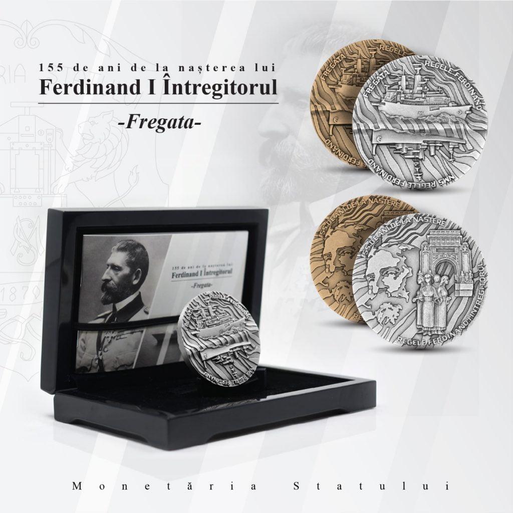 Medalia aniversara Regele Ferdinand I 1