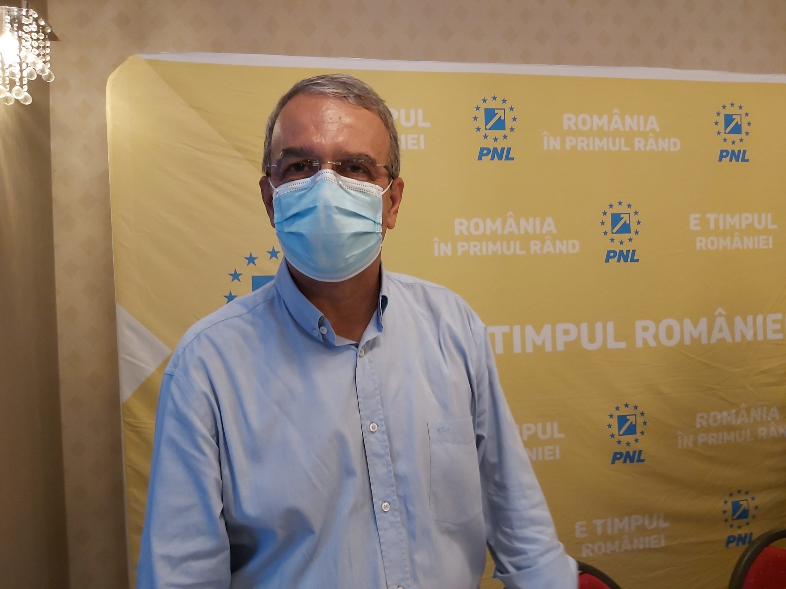 """Vergil Chițac, despre luptele interne din PNL: """"Ne spălăm rufele în familie!"""""""