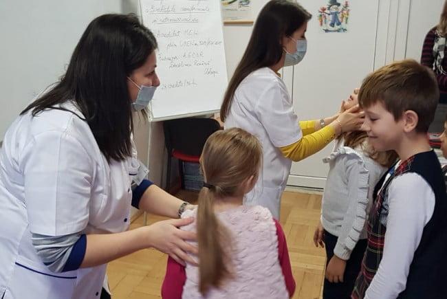doctori copii