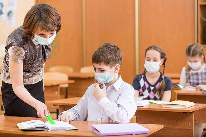 masti protectie elevi scoala